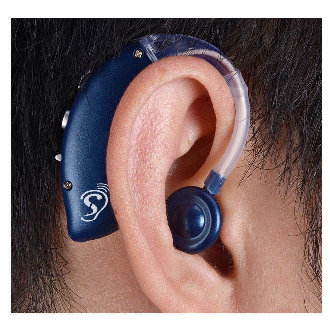 Fashion Rechargeable Hearing Aid Amplifier